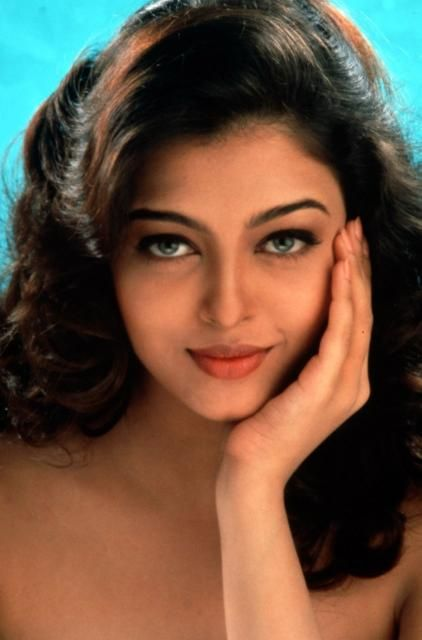 Aishwarya Rai in her young age