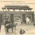 Exposition coloniale Marseille 1906