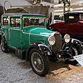 BUGATTI type 40 berline 1928 Mulhouse (1)