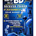 Les nuits de la bd (11ème édition)