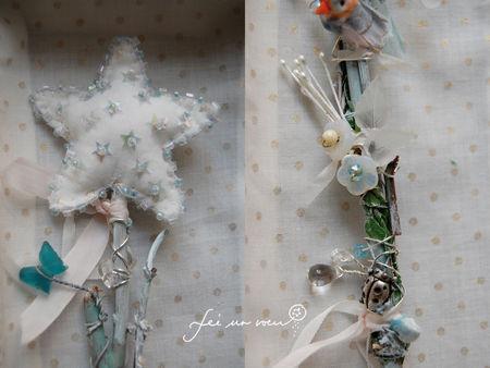détail baguette de fée miniature