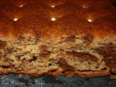 Gâteau spéculoos de Yas1
