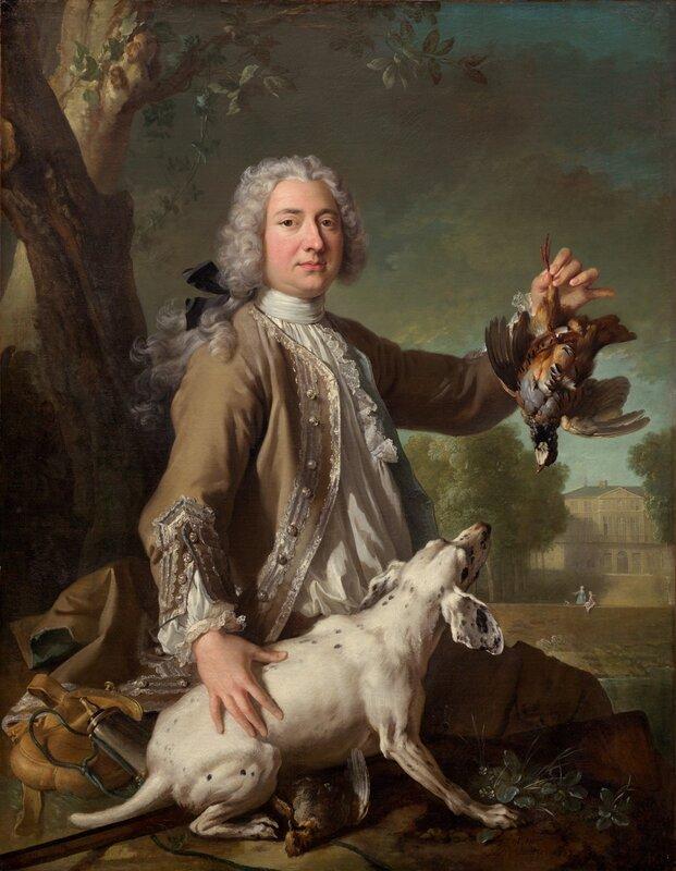 Jean-Baptiste_Oudry_-_Henri_Camille,_Chevalier_de_Beringhen_(1722)