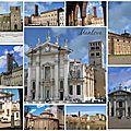 Mantoue/Monteriggioni