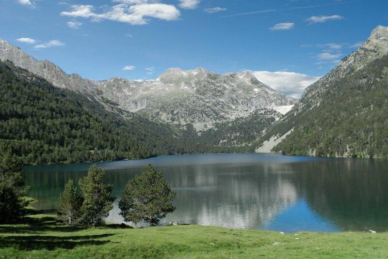 lac Orédon 1849 m