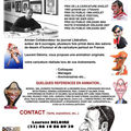 Animation caricature et dessins pour vos evenements