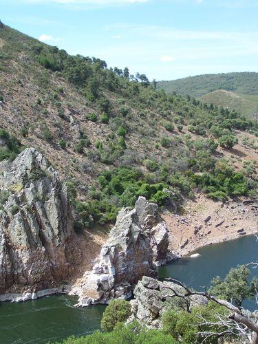 Parque Monfrague-Salto de Gitano'