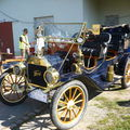 Ford model t tin lizzy tourabout 1911