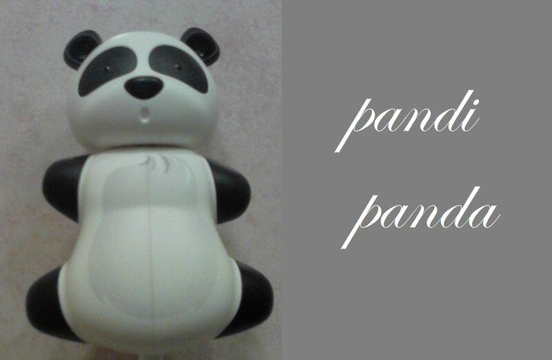 beryl 19 ans panda