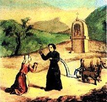 Miracles de Saint Gens-Témoignage