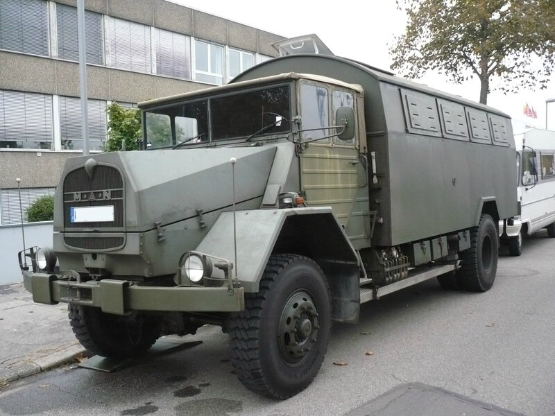 man 630 l2a camion militaire de transport de troupes vroom vroom. Black Bedroom Furniture Sets. Home Design Ideas