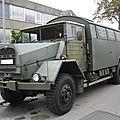 Man 630 l2a camion militaire de transport de troupes