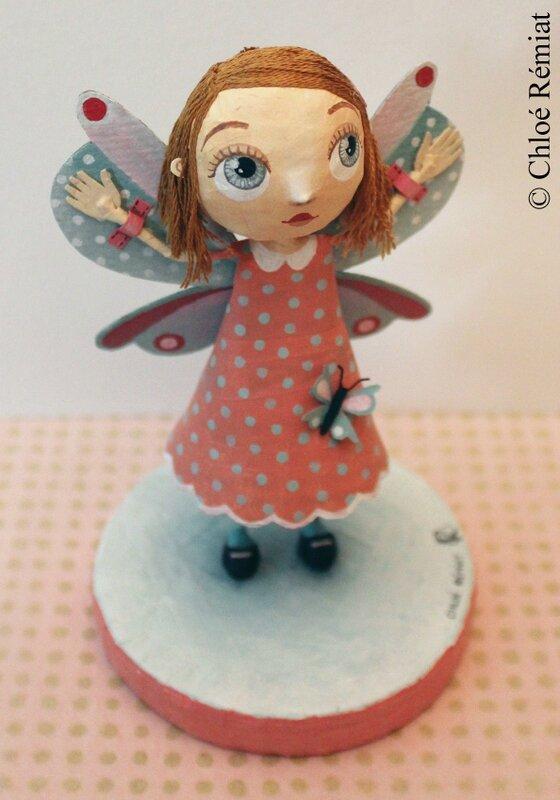 BUTTERFLY GIRL 3