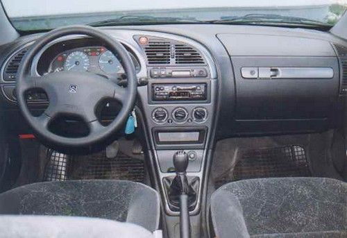 citro n xsara interieur photo de citro n karr