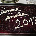 Gâteaux fruits rouges, chocolat blanc