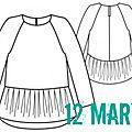 12 marthe et moi(s), le thème de janvier