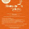 Les rendez-vous de Juliette . Edition#3