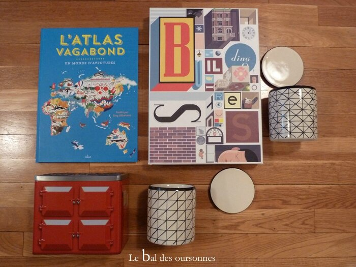 66 Noël Cadeaux Bloomingville l'Atlas vagabond Building stories