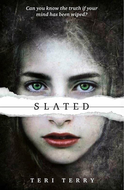 Slated front cover