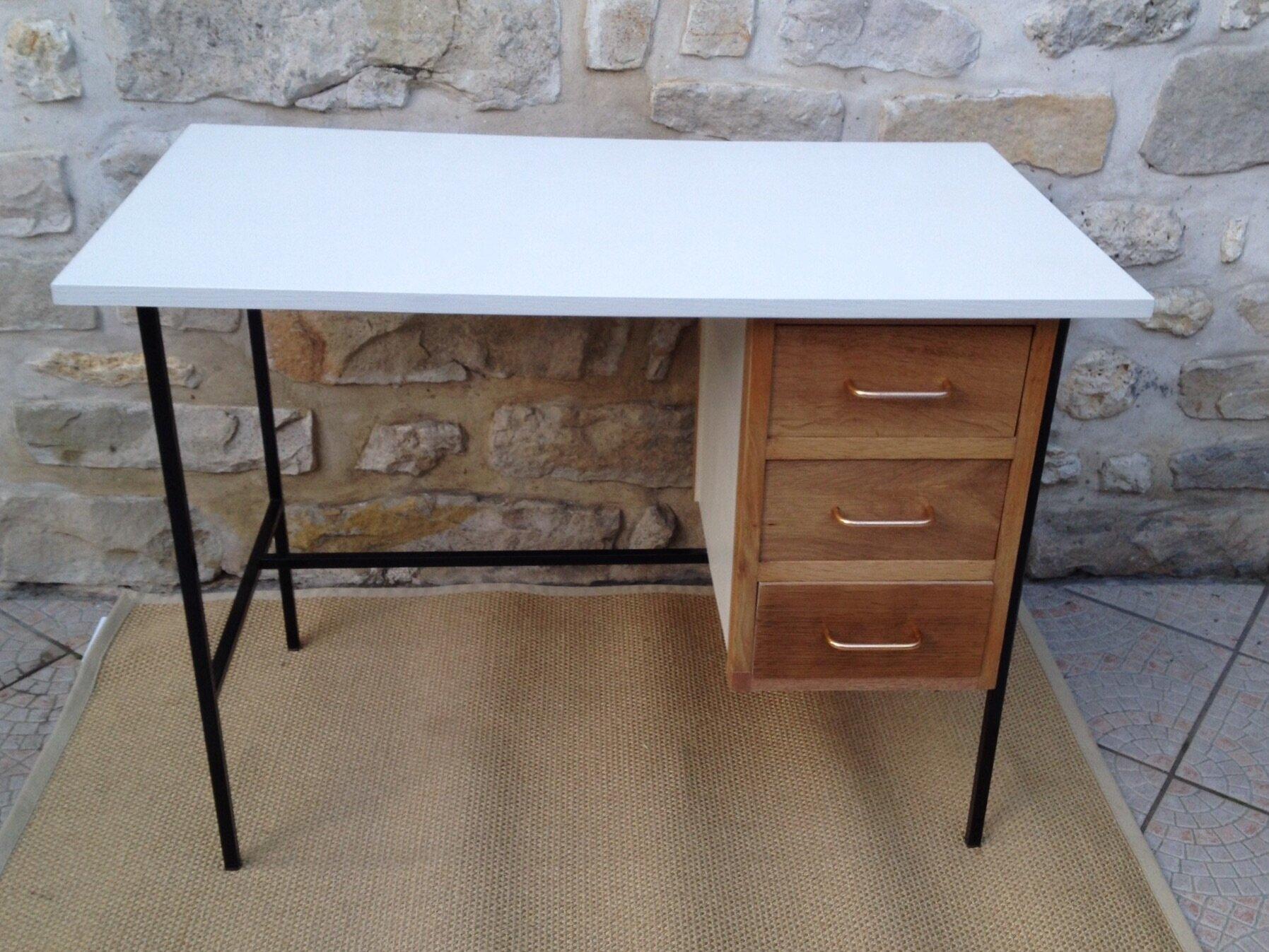 Repeindre un bureau en bois peinture bureau bois peinture de