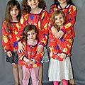 #couture : gilets doudou pour enfants, base intemporels pour enfants