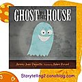 Ghost in the house, séquence halloween, cycle 2