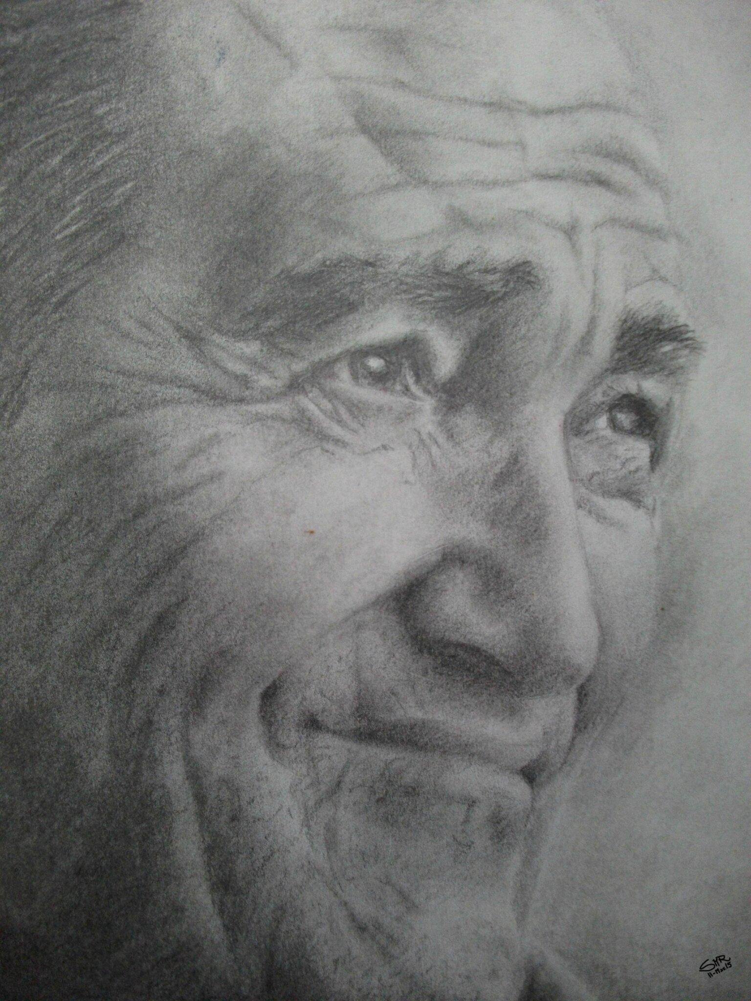 smr Portrait Papa - detalle / detail 01