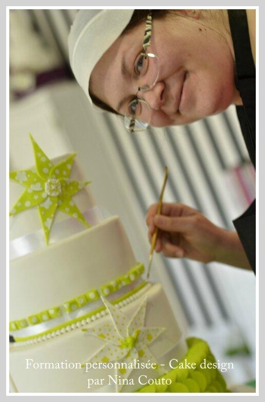 ecole Cake design nimes nina couto1