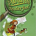 Wilma tenderfoot, tome 1 : wilma et l'énigme des coeurs gelés, d'emma kennedy