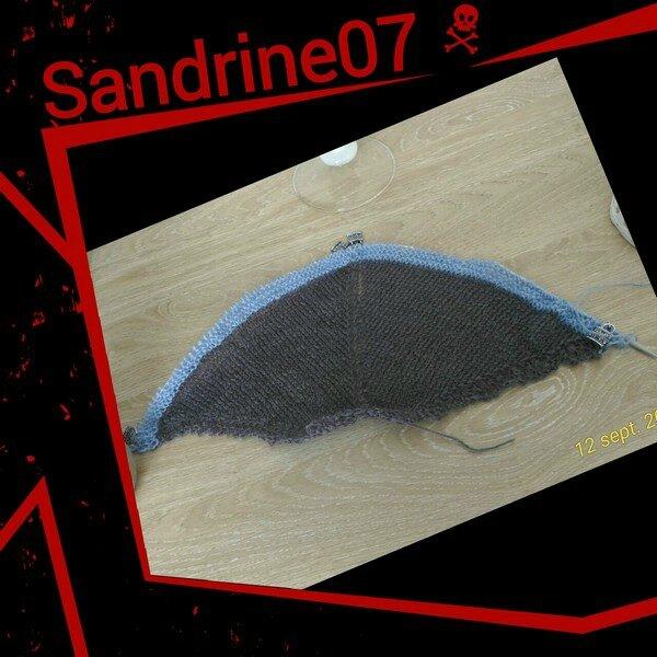 Etape 1 sandrine