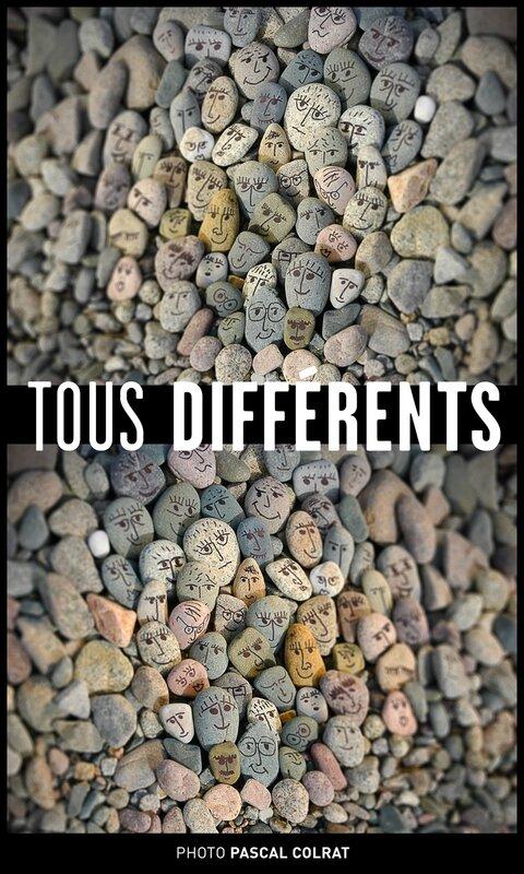 TOUS DIFFERENTSD