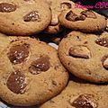Mes cookies eclats chokobons