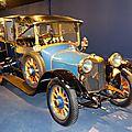 PANHARD ET LEVASSOR type X26 coupé chauffeur 1920 Mulhouse (1)