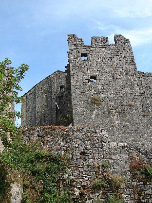 La Couvertoirade château 19