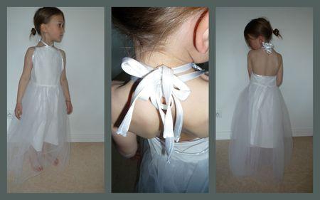 robe mariee princesse tulle blanc couture patron japonais newyorkavectoi