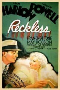 Reckless1935movie