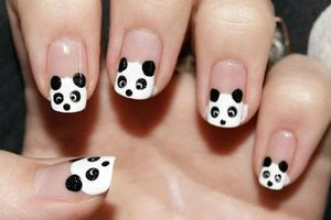 Panda-Nails-Kawaii-Nail-Art-Blog-Tutorial