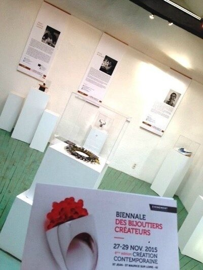 Biennale Bijoutiers Createurs-PieceUnique