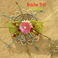 Broche Triti