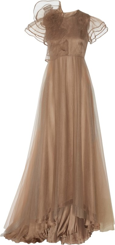 545268_Valentino_Tulle and silk gown__THE OUTNET