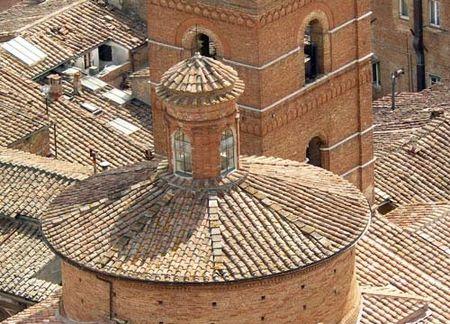 Toscane Sienne