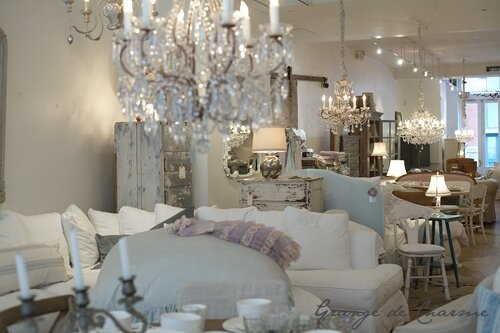Shabby Chic Couture New York - Grange de charme