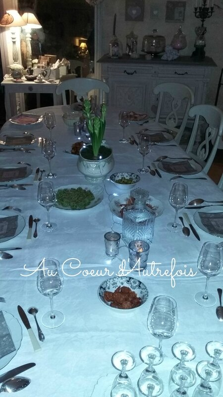 Table Anniversaire S