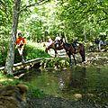 balade equestre gastronomique à La Lucerne d'Outremer (126)