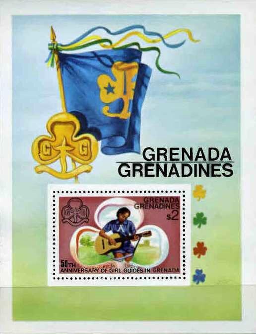 Timbre Grenada 1976