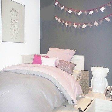 chambre scandinave pastel le gris dans la deco so d co - Chambre Scandinave Pastel