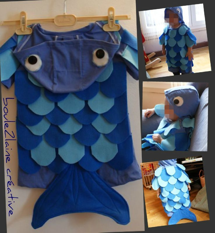 Fish Costumes Diy Carnavals Costumes Kids This De Costumes Poisson Halloween Costumes Animal