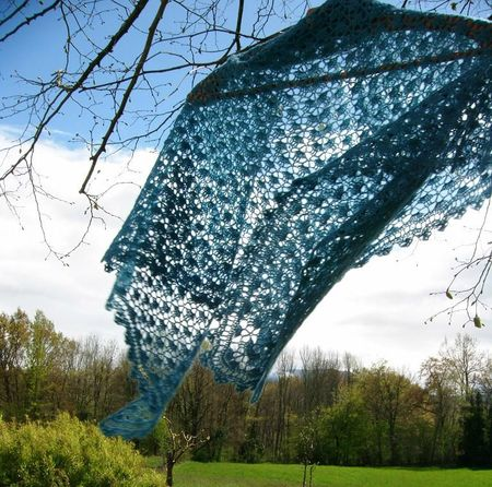 South bay shawlette crochet lace 016