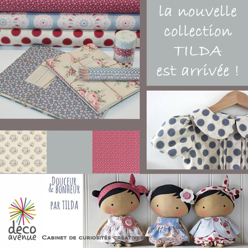 decoavenue Collection Tilda sept 2015