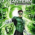 Green lantern : emerald knights, déjà en france !